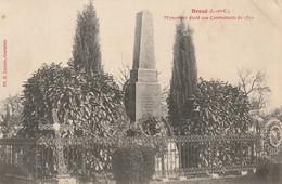 Droué 41 (4950) Monument élevé Aux Combattants De 1870 - Droue