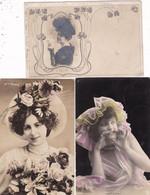 LOT///114..........5 CPA ARTISTES - 5 - 99 Cartoline