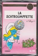 France - Pièce De 10 Euros Argent - La Schtroumpfette - N°5 - 2020 - TB - France