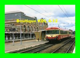 RU 0557 - Autorail Caravelle X 4533 En Gare - CAMBRAI VILLE - Nord - SNCF - Cambrai