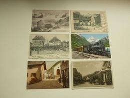 Beau Lot De 20 Cartes Postales De Suisse  Schweiz      Mooi Lot Van 20 Postkaarten Van Zwitserland - 5 - 99 Cartoline