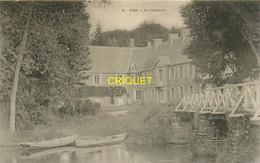 50 Ver, Cp Pionnière ( Avant 1904 ) Le Chateau - Autres Communes