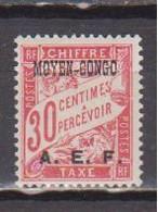 CONGO        N°  YVERT   TAXE  5   NEUF AVEC CHARNIERES      ( CHARN  04 / 16 ) - Neufs
