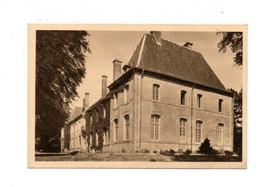 ART SUR MEURTHE (54) - Institution Ste Marie - Vue D'ensemble Du Château - Other Municipalities