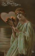 """CPA      Belle Femme """"la Charité""""  (cpa 2132) - Pin-Ups"""