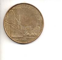 Ref M1 Medaille Monnaie De Paris Jeton Touristique Jean Novel Musée Du Quai Branly - 2006