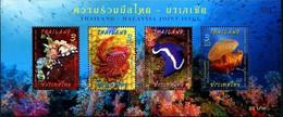 2015 THAILAND-MALAYSIA JOINT SEA LIFE MS - Gemeinschaftsausgaben