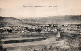 1V6 Sv   04 Saint Auban La Cité De L'usine - Autres Communes