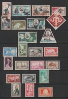 Monaco - Lot De 3 Séries Comlpètes Oblitérées (cote 63 Euros) - Collections, Lots & Series