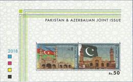 2018 PAKISTAN-AZERBAIJAN JOINT MS - Gemeinschaftsausgaben