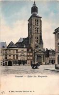 Belgique - Tournai - Eglise Sainte Marguerite - Nels Série 48 N° 14 - Couleurs - Tournai