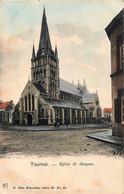 Belgique - Tournai - Eglise St. Jacques - Nels Série 48 N° 42 - Couleurs - Tournai
