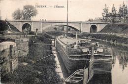 Belgique - Tournai - L' Escaut - Tournai