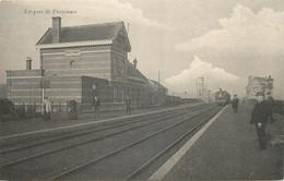 Belgique - Tournai - La Gare De Froyennes - Tournai