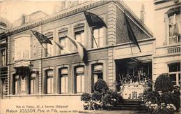 Belgique - Tournai - Maison Josson , Père Et Fils - Rue Du Viaduc - Tournai