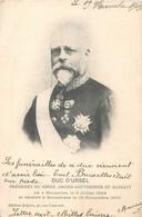 Belgique - Hainaut - Duc D' URSEL - Président Du Sénat - Ancien Gouverneur Du Hainaut - Ohne Zuordnung