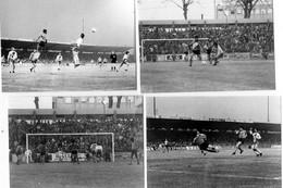 7 PHOTOS  FOOTBALL -  MATCH  LAVAL - NANTES -  21 Mai 1977 -  Maillots Président Et Europe 1 -  Photos  A. JOURDAN - Sports
