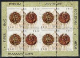 VA 2006 MI 1554-57 Kb MNH - Blocs & Hojas