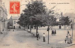 NANTES - La Place Du Petit Bois - Très Bon état - Nantes