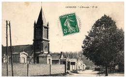 02 LESDINS - L'église - Altri Comuni