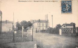 MONTARGIS - Passage à Niveau - Gare De La Chaussée - Très Bon état - Montargis