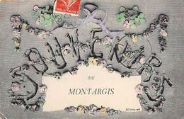 Souvenir De MONTARGIS - Très Bon état - Montargis