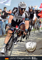 CYCLISME: CYCLISTE :JOHN DEGENKOLB - Cycling