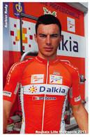 CYCLISME: CYCLISTE : RUDY BARBIER - Cycling