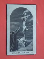 Victor Planteféve - Platteeuw Né à Comines 1864 Et Décédé à Wytschaete - Wijtschate   1936 (2scans) - Religion & Esotericism
