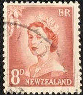 New Zealand 1959 Michel NZ 388 Stamp Number NZ 312 Yvert Et Tellier NZ 355A Stanley Gibbons NZ 751 ,used - Used Stamps