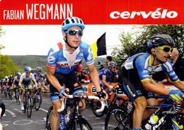 CYCLISME: CYCLISTE : FABIAN WEGMANN - Cycling