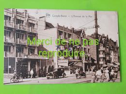 BEL 100 COXYDE BAINS L'avenue De La Mer . Vue Rare - Non Classés