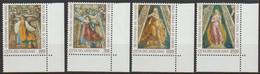 Vatikan 1995 Mi-Nr.1136 - 1139 ** Postfrisch 700.Jahrestag Der Überführung Der Casa Sancta ( 2267)günstige Versandkosten - Nuevos