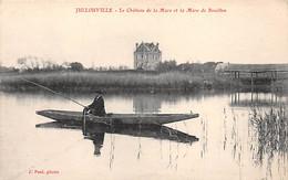 JULLOUVILLE - La Chapelle Sous Les Pins - Très Bon état - Other Municipalities