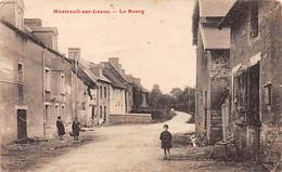 MONTREUIL SUR LOZON - Le Bourg - Très Bon état - Other Municipalities