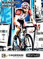 CYCLISME: CYCLISTE : SANDRO PINTO - Cycling