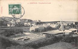 DONVILLE - Vue Prise De La Lande - Très Bon état - Other Municipalities