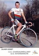CYCLISME: CYCLISTE : OLIVIER GOISET - Cycling