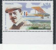 FRANCE POSTE AERIENNE 2015 GASTON CAUDRON NEUF - PA79 - PA 79 - BDF - 1960-.... Ungebraucht