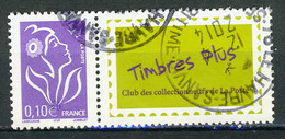YT 3916A Obl (L2049) - Used Stamps