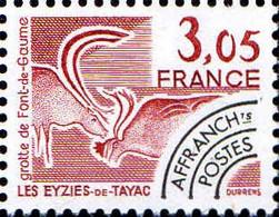 France Préo N** Yv:173 Mi:2244 Ezies-de-Tayac Grotte De Fond-de-Gaume (Thème) - Archeologie