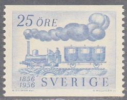 SWEDEN  SCOTT NO  495   MNH   YEAR  1956 - Nuevos