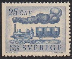 SWEDEN  SCOTT NO  498   MNH   YEAR  1956 - Nuevos