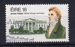 Ireland: 1981   150th Death Anniv Of James Hoban   Used - Usados