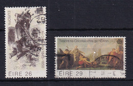 Ireland: 1982   Europa - Historical Events   Used - Usados
