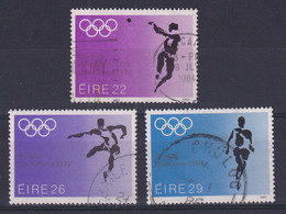 Ireland: 1984   Olympic Games, Los Angeles  Used - Usados