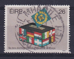 Ireland: 1984   Second Direct Elections To European Assembly  Used - Usados
