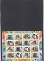 Republique De Guinee / WWF - Monkeys