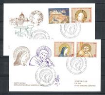 2000 - FDC (VENETIA N. ° 329) (1850) - FDC