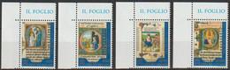 Vatikan 1995 Mi-Nr.1163 - 1166 ** Postfrisch Heiliges Jahr 2000 ( 2667)günstige Versandkosten - Nuevos